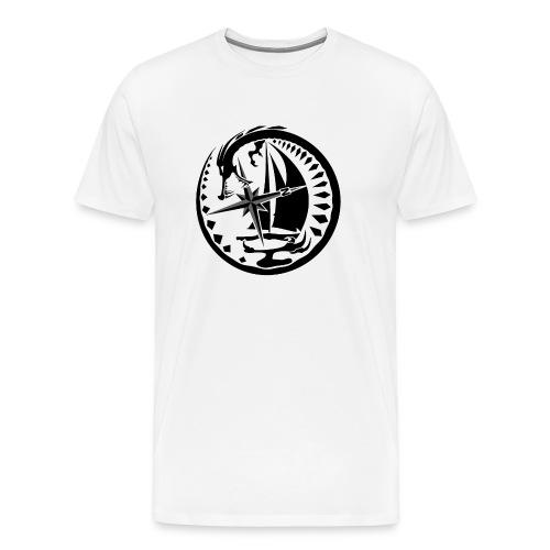 Drache-Segler SG - Männer Premium T-Shirt