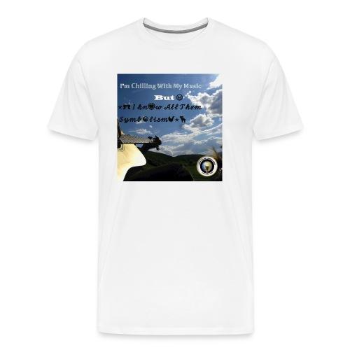 Symbolism - Men's Premium T-Shirt