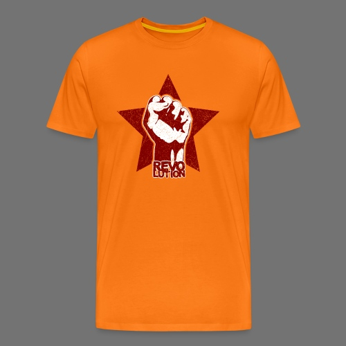 Revolution (oldstyle) - Männer Premium T-Shirt