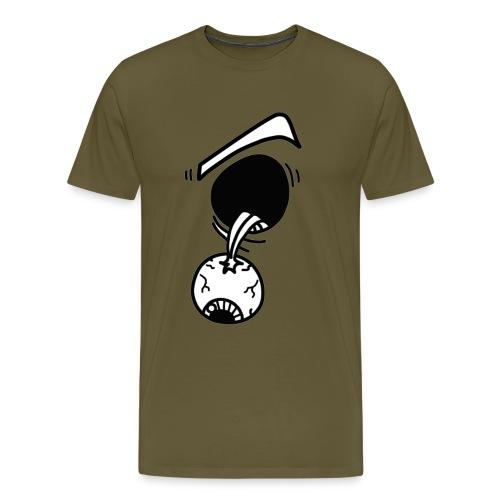 Ojo colgante - Camiseta premium hombre