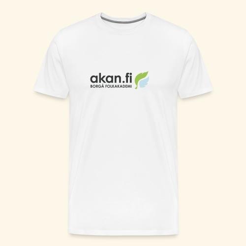 Akan Black - Men's Premium T-Shirt
