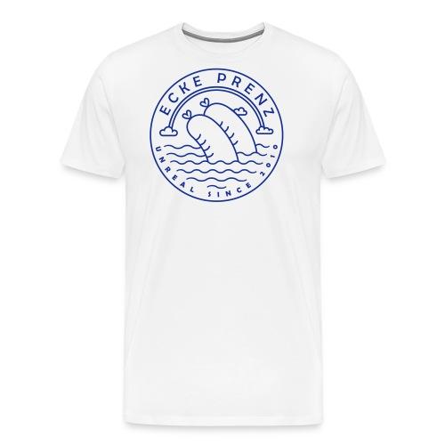 2 Würste - Männer Premium T-Shirt