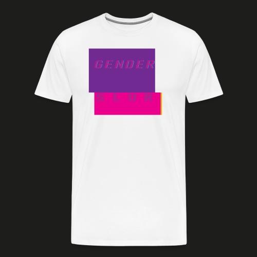 Gender Slur - Men's Premium T-Shirt