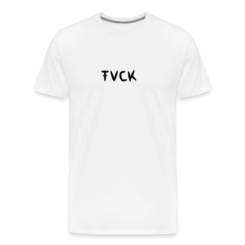 FVCK FASHION COLLECTION - Männer Premium T-Shirt