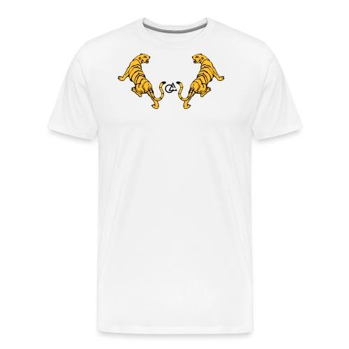 Panthera Tigris CA - Maglietta Premium da uomo