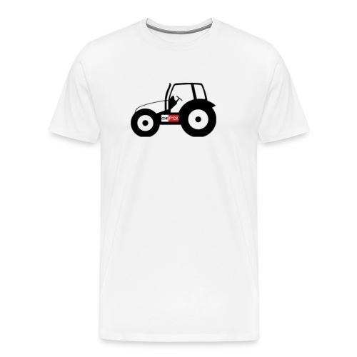 OhFuck_bauern_3120x2560_s - Männer Premium T-Shirt