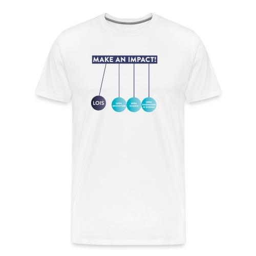 LOIS T-shirts Cohort 2018/2019 - Männer Premium T-Shirt