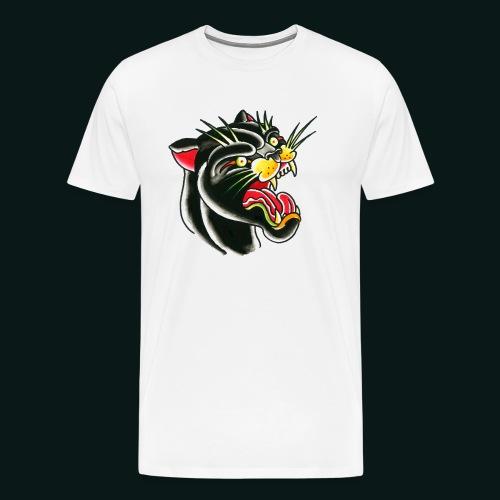 panther - Herre premium T-shirt