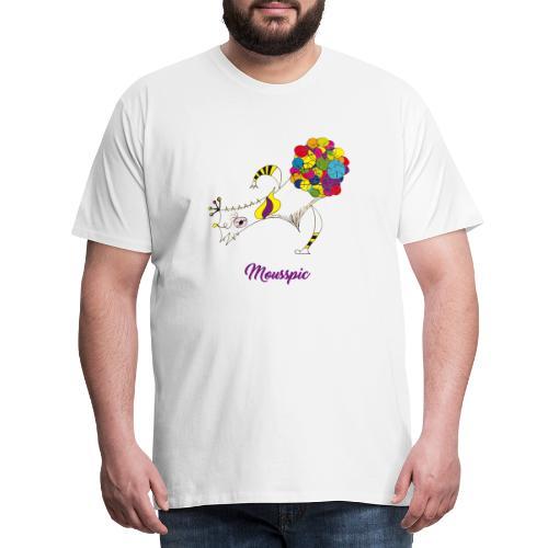 Mousspic - T-shirt Premium Homme
