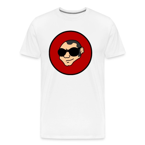 Logo cazzimma PNG - Maglietta Premium da uomo