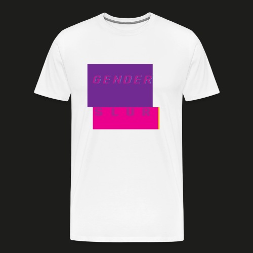 Gender Slur - Men's Premium T-Shirt