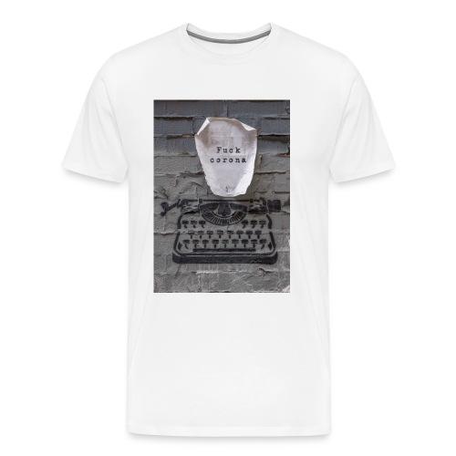 by Mads Guldager - Herre premium T-shirt