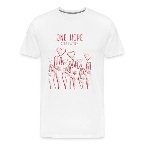 solo l'amore - Maglietta Premium da uomo