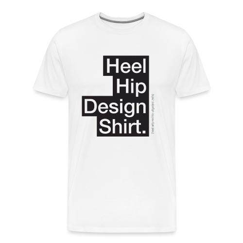 Heel hip - Mannen Premium T-shirt