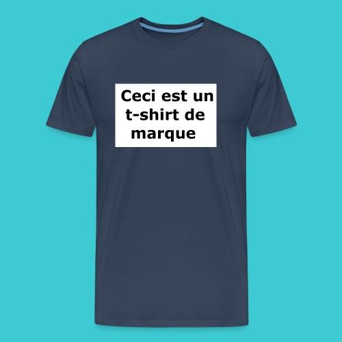 t-shirt2 - T-shirt Premium Homme