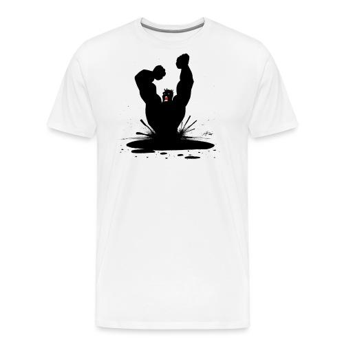 mighty ink - Männer Premium T-Shirt