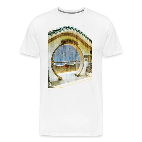 Victoria peak - Men's Premium T-Shirt