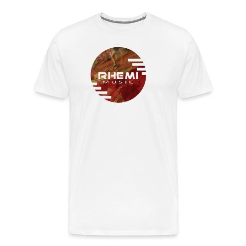 Rhemi Label T Shirt - Men's Premium T-Shirt