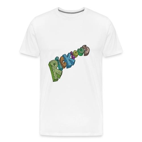 Rickious Colours - Men's Premium T-Shirt