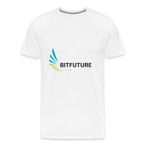 Team BitFuture - Männer Premium T-Shirt