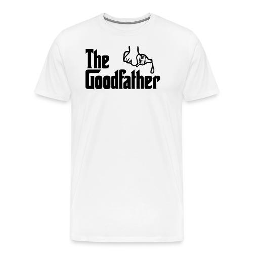 The Goodfather Phone & Tablet Cases - Men's Premium T-Shirt