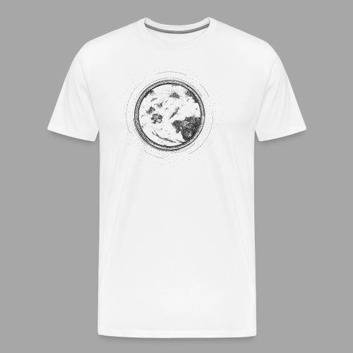 Pleine lune - La valse à mille points - T-shirt Premium Homme