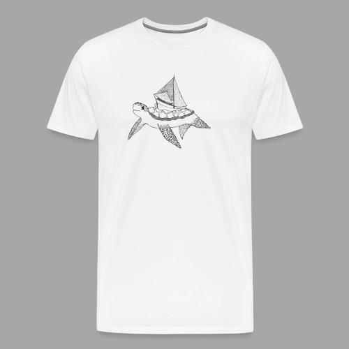 Voyage fantaisiste - La valse à mille points - T-shirt Premium Homme