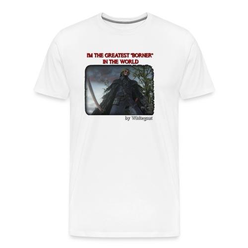 BERTOLDO SHIRT CROP png - Maglietta Premium da uomo
