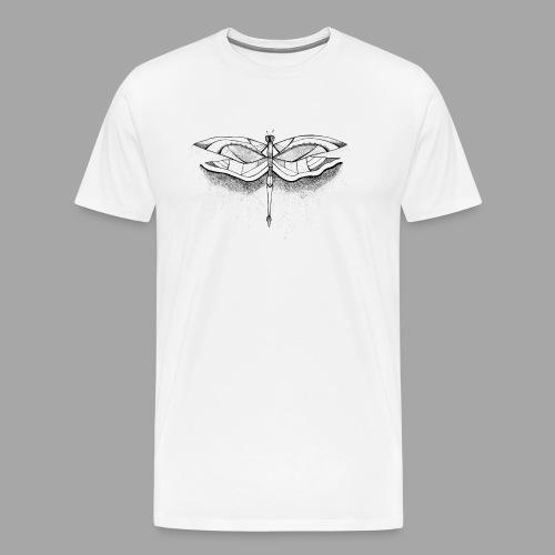 Libellule - La valse à mille points - T-shirt Premium Homme