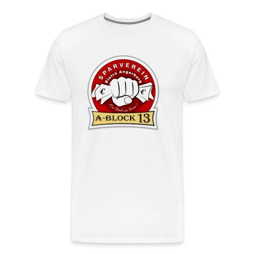 A Block13 Variante 3 - Männer Premium T-Shirt