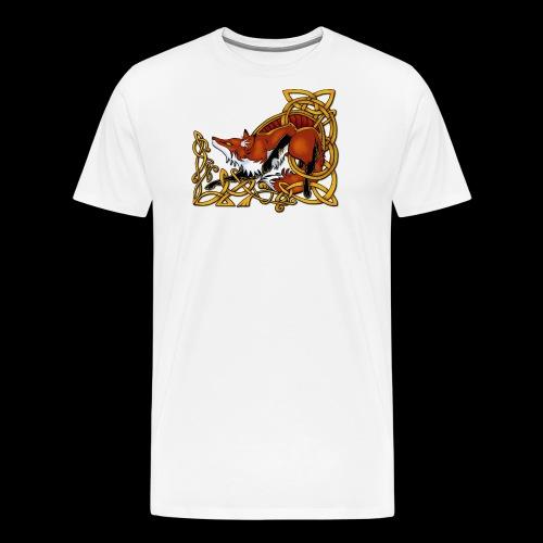 Celtic Fox - Men's Premium T-Shirt