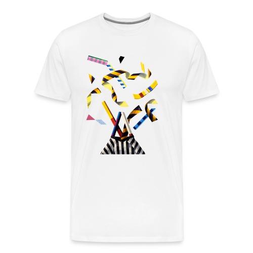 by John Norris - Herre premium T-shirt