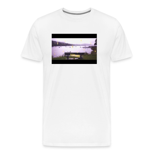 scotland jpg - T-shirt Premium Homme