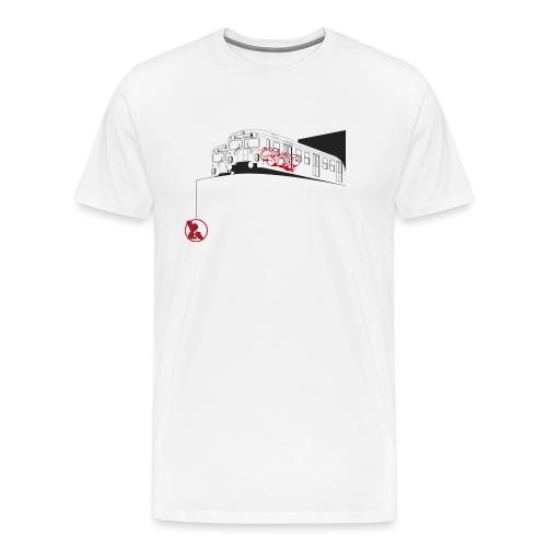 The Yard 1.0 - 2wear Classics - Herre premium T-shirt