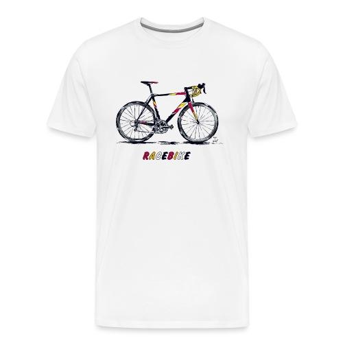 RACEBIKE - Männer Premium T-Shirt