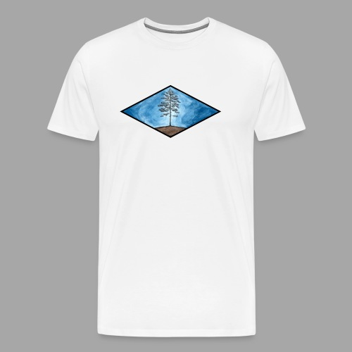 Pensées périmées - La valse à mille points - T-shirt Premium Homme