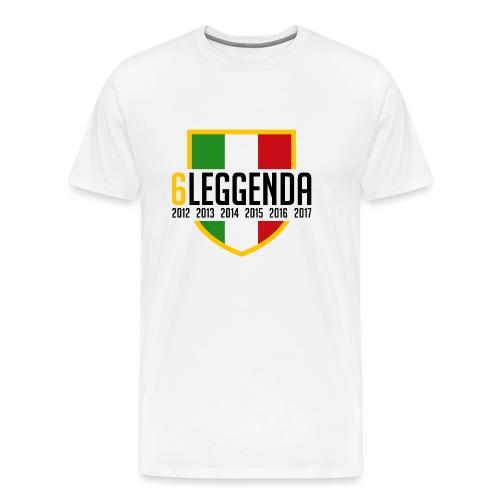 6LEGGENDA - Maglietta Premium da uomo
