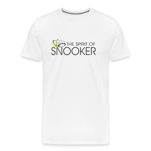 spirit of snooker - Männer Premium T-Shirt