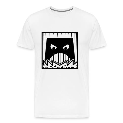 Zerstampfen - Männer Premium T-Shirt