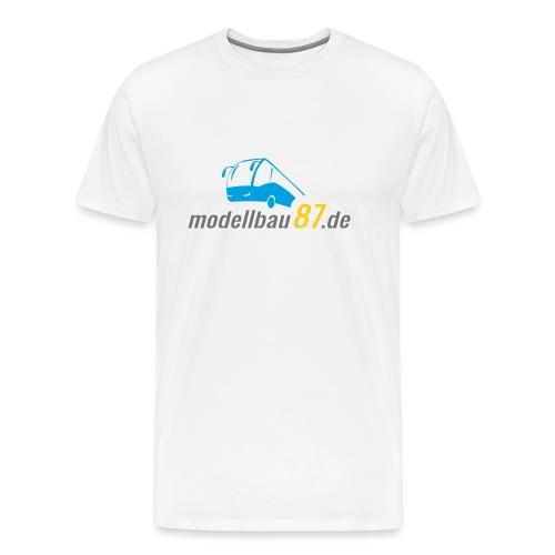 Logo_006_spreadshirt_ligh - Männer Premium T-Shirt