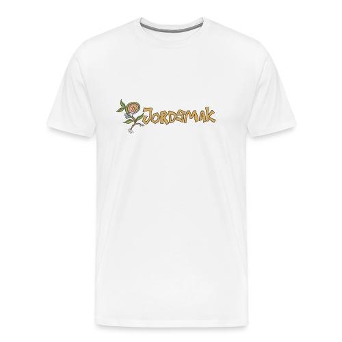JORDSMAK - Premium-T-shirt herr