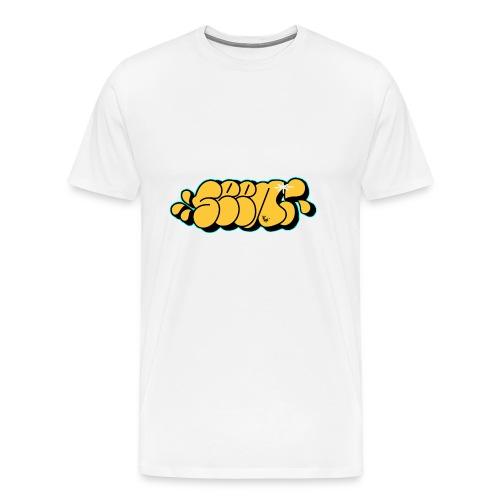 mit eget der er færdig helt png - Herre premium T-shirt