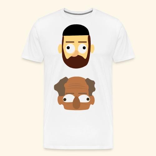 Makkers - Mannen Premium T-shirt