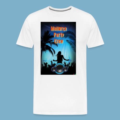 Mallorca Party Crew - Männer Premium T-Shirt