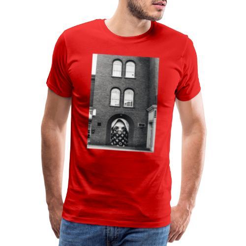 AGNESE EMILIOZZI X iorestoacasaArtistiUniti - Maglietta Premium da uomo