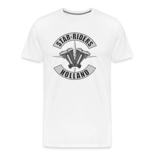 SRH logo - Mannen Premium T-shirt