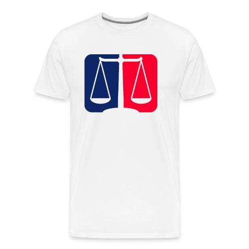 Logo2 - Männer Premium T-Shirt