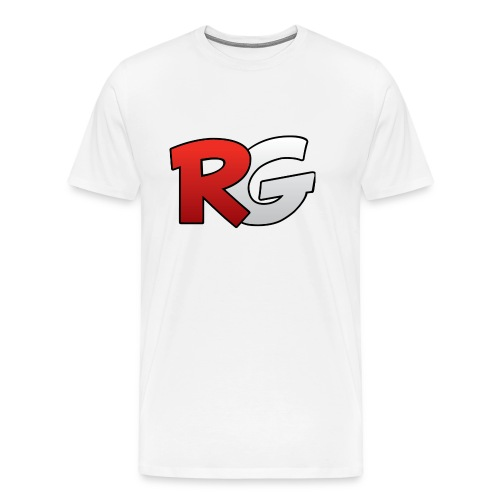 retro gang cap - Mannen Premium T-shirt