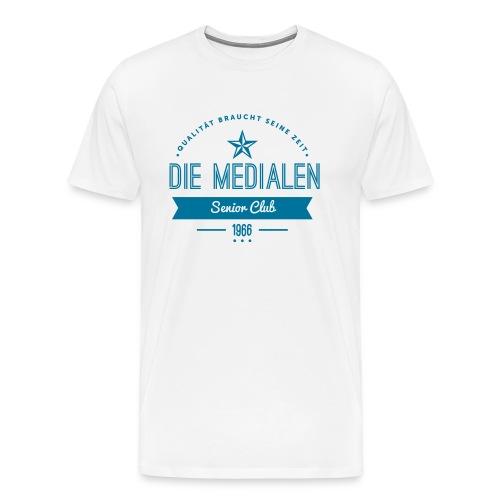 Senior Club Die Medialen - Männer Premium T-Shirt
