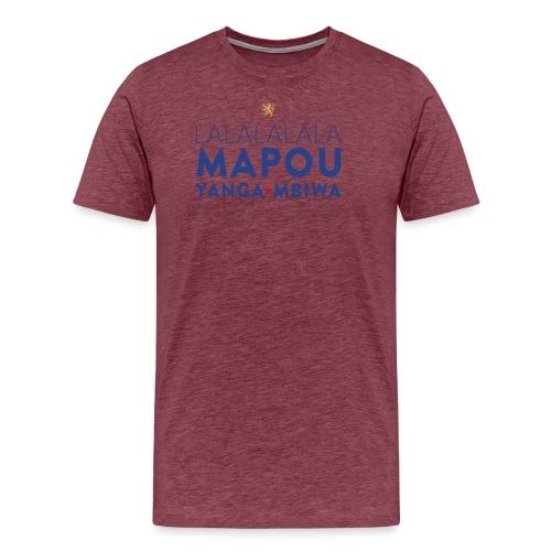 Mapou YANGA-MBIWA - T-shirt Premium Homme